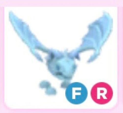 Roblox Adopt me Fly Ride FR Frost