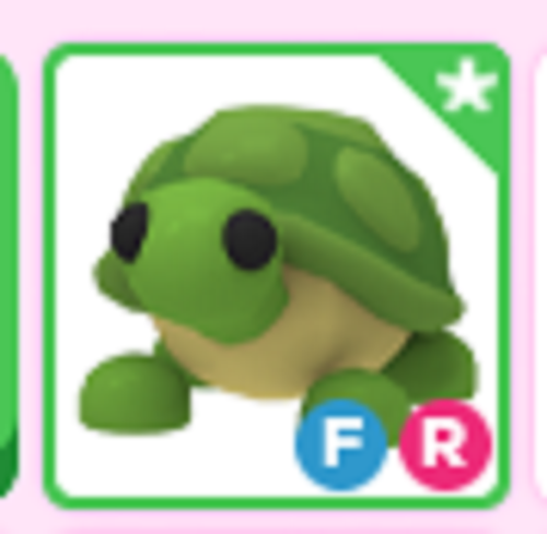 Roblox Adopt me Fly Ride FR Turtle