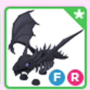 Roblox Adopt me Fly Ride FR Shadow Dragon