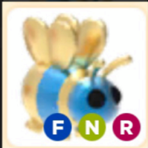 Roblox Adopt me Neon Fly Ride NFR Queen Bee
