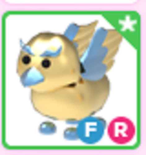 Roblox Adopt me Fly Ride FR Golden Griffin